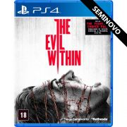 The Evil Within - PS4 (Seminovo)