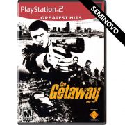 The Getaway (Greatest Hits) - PS2 (Seminovo)