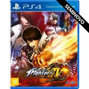 The King of Fighters XIV - PS4 (Seminovo)