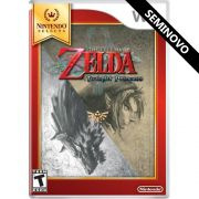 The Legend of Zelda Twilight Princess - Wii (Seminovo)