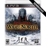 The Lord of the Rings War in the North - PS3 (Seminovo)