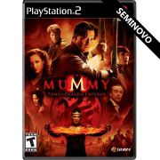 The Mummy Tomb of the Dragon Emperor - PS2 (Seminovo)