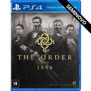 The Order 1886 - PS4 (Seminovo)
