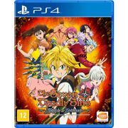 The Seven Deadly Sins Knights Of Britannia - PS4