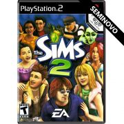 The Sims 2 - PS2 (Seminovo)