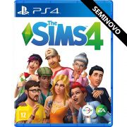 The Sims 4 - PS4 (Seminovo)