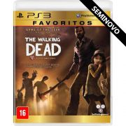 The Walking Dead The Complete First Season Plus 400 days - PS3 (Seminovo)