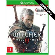 The Witcher III: Wild Hunt - Xbox One (Seminovo)