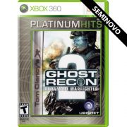 Tom Clancy's Ghost Recon 2 Advanced Warfighter - Xbox 360 (Seminovo)
