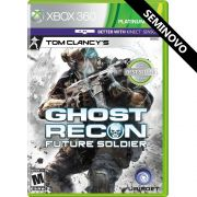 Tom Clancy's Ghost Recon Future Soldier - Xbox 360 (Seminovo)