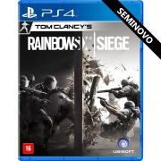 Tom Clancy's Rainbow Six Siege - PS4 (Seminovo)