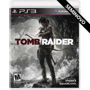 Tomb Raider - PS3 (Seminovo)