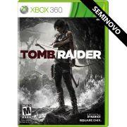 Tomb Raider - Xbox 360 (Seminovo)