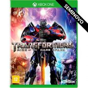 Transformers Rise Of The Dark Spark - Xbox One (Seminovo)
