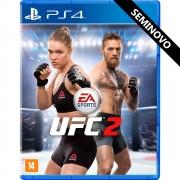 UFC 2 - PS4 (Seminovo)