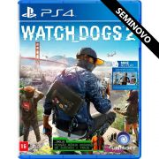 Watch Dogs 2 - PS4 (Seminovo)