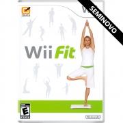 Wii Fit - Wii (Seminovo)