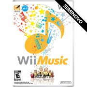 Wii Music - Wii (Seminovo)
