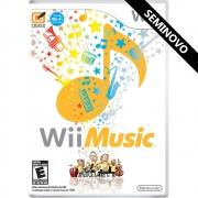 Wii Music - Wii (Seminovo)