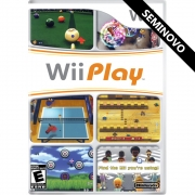 Wii Play - Wii (Seminovo)