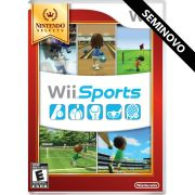 Wii Sports (Nintendo Selects) - Wii (Seminovo)
