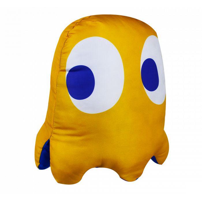 Almofada Formato Fantasma Pac-Man Clyde