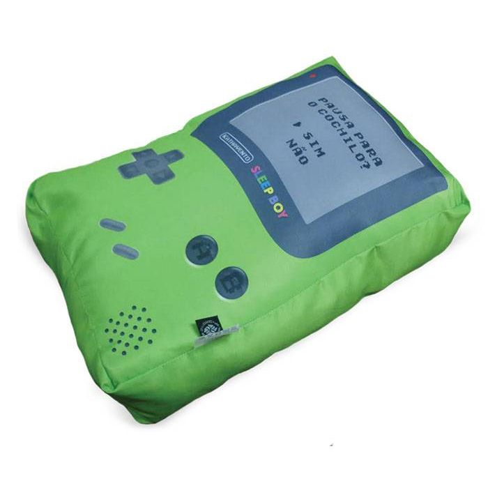 Almofada Formato Game Boy SleepBoy