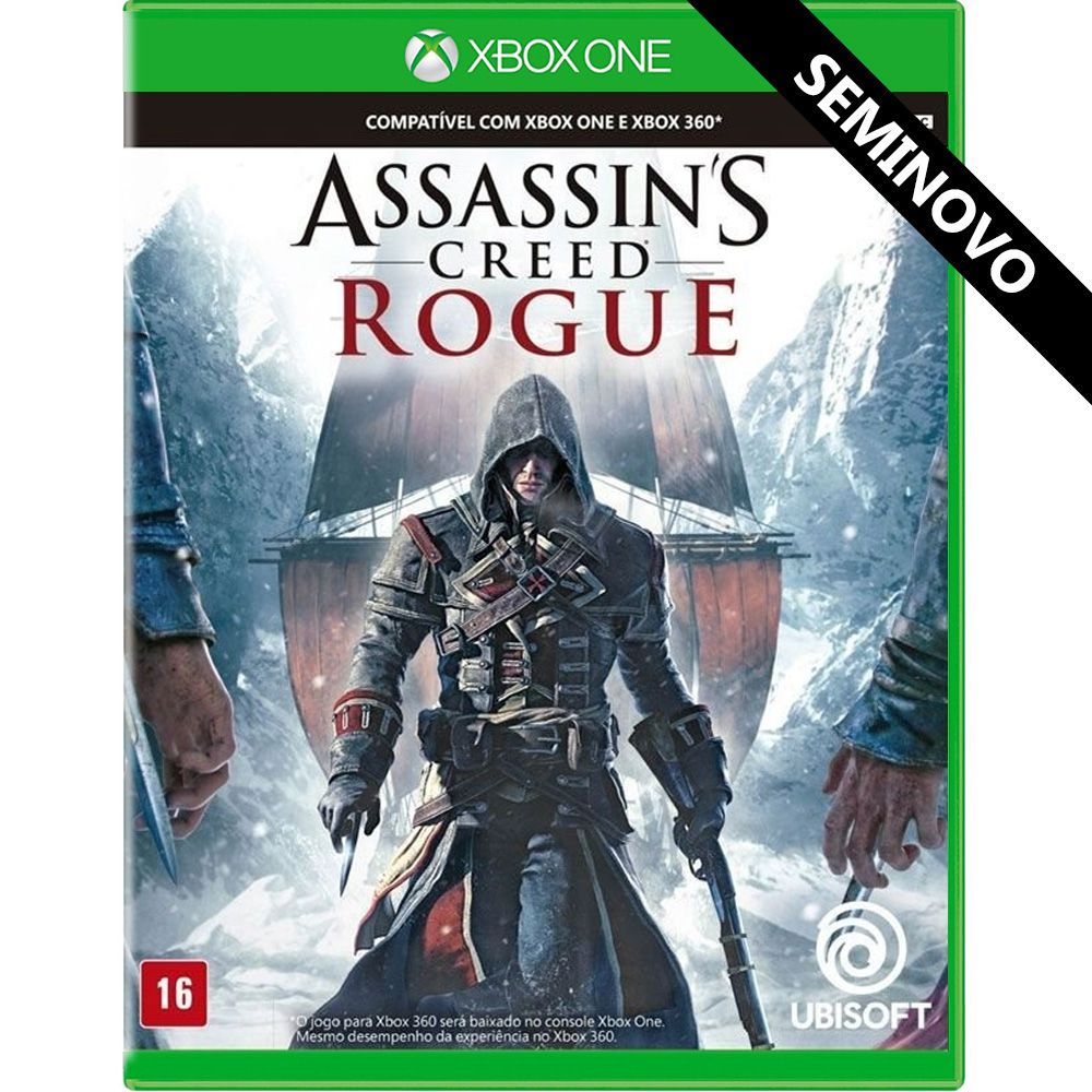 Assassin's Creed Rogue - Xbox One (Seminovo)