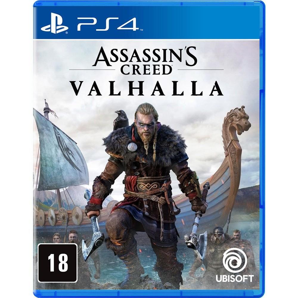 Assassins Creed Valhalla - PS4