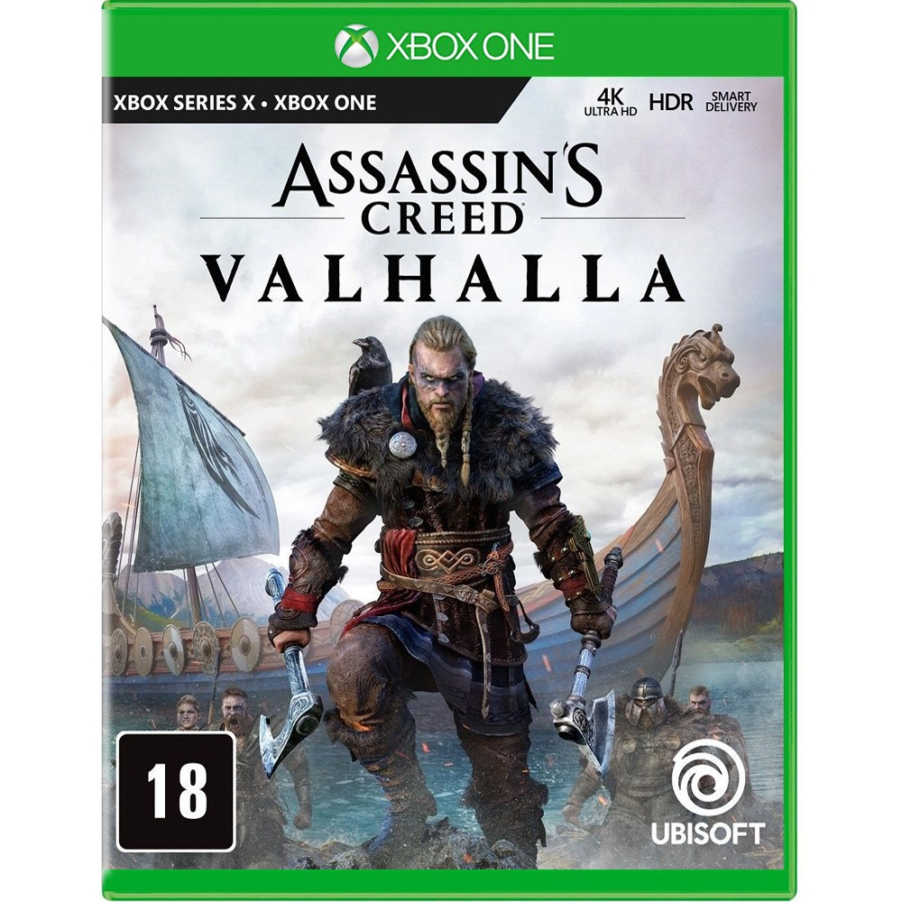 Assassins Creed Valhalla - Xbox One