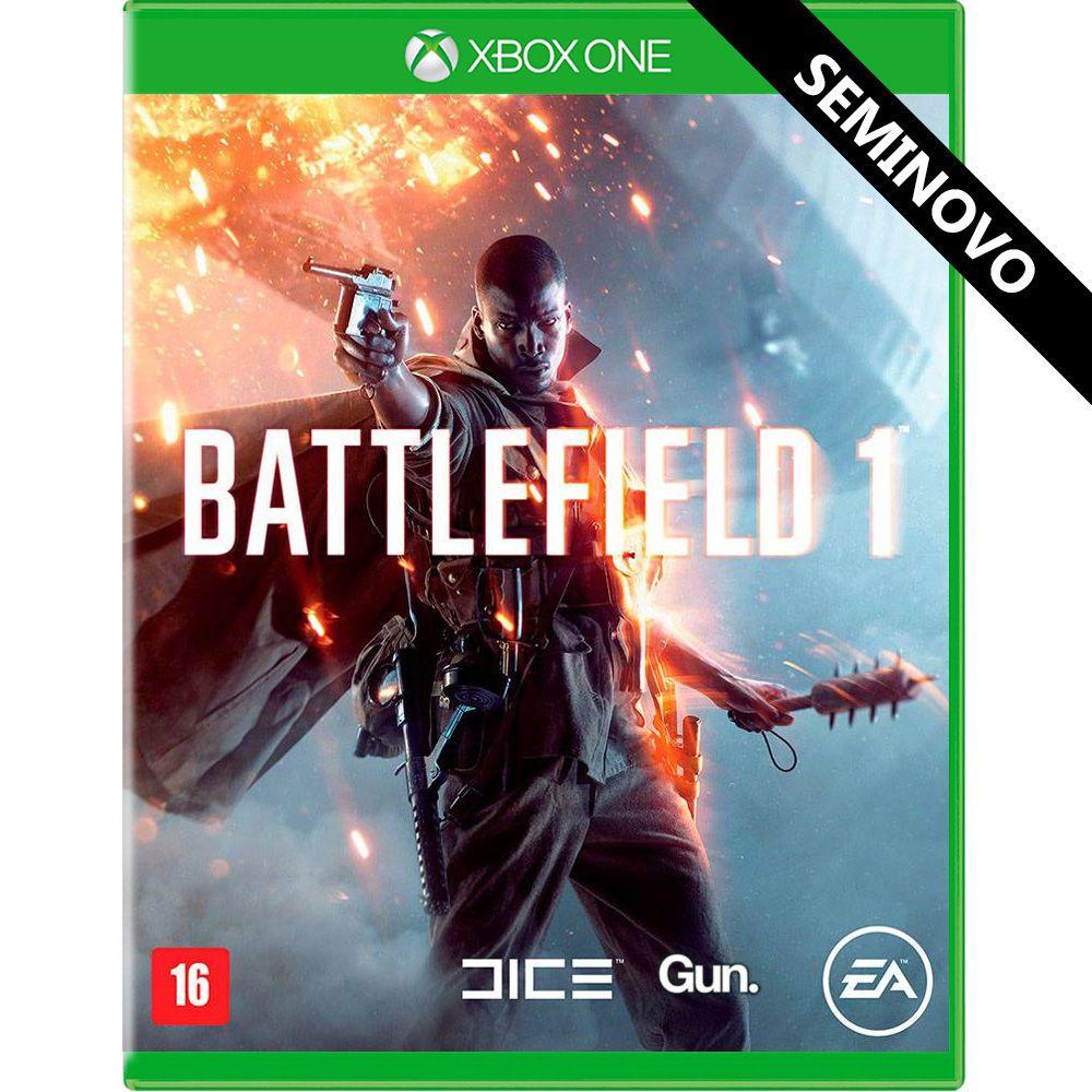 Battlefield 1 - Xbox One (Seminovo)