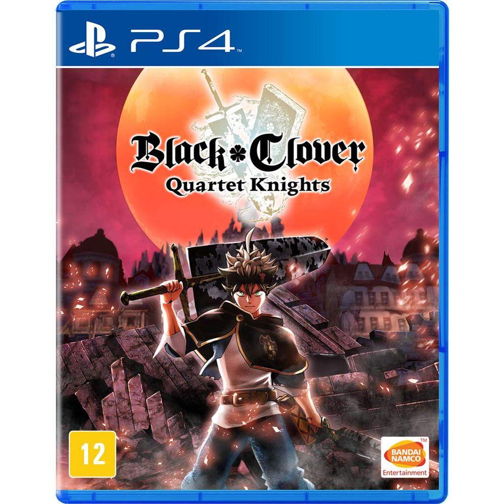 Black Clover Quartet Knights - PS4