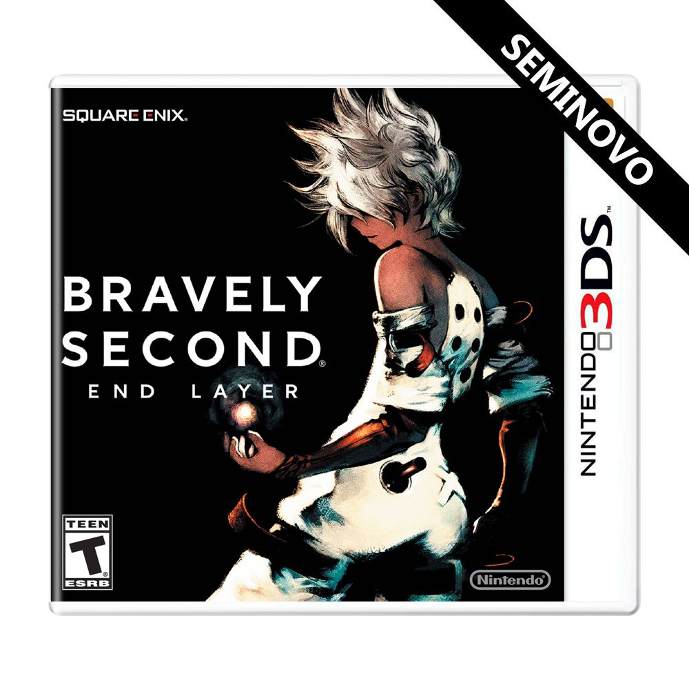 Bravely Second End Layer - 3DS (Seminovo)