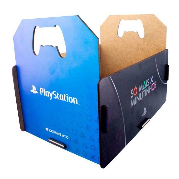 Caixote Playstation