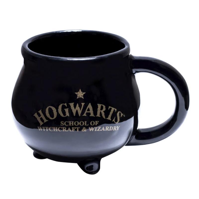 Caneca Caldeirão Harry Potter Hogwarts