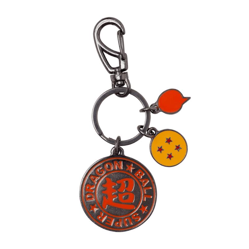 Chaveiro Dragon Ball Super Logo Esfera