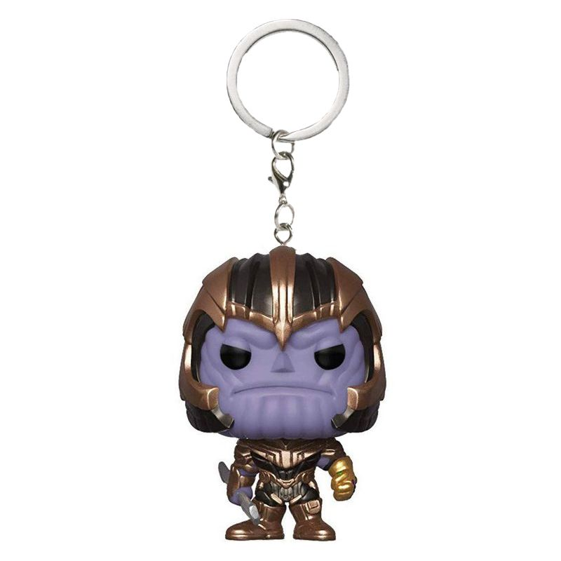 Chaveiro Funko Pocket Thanos (Vingadores: Ultimato)