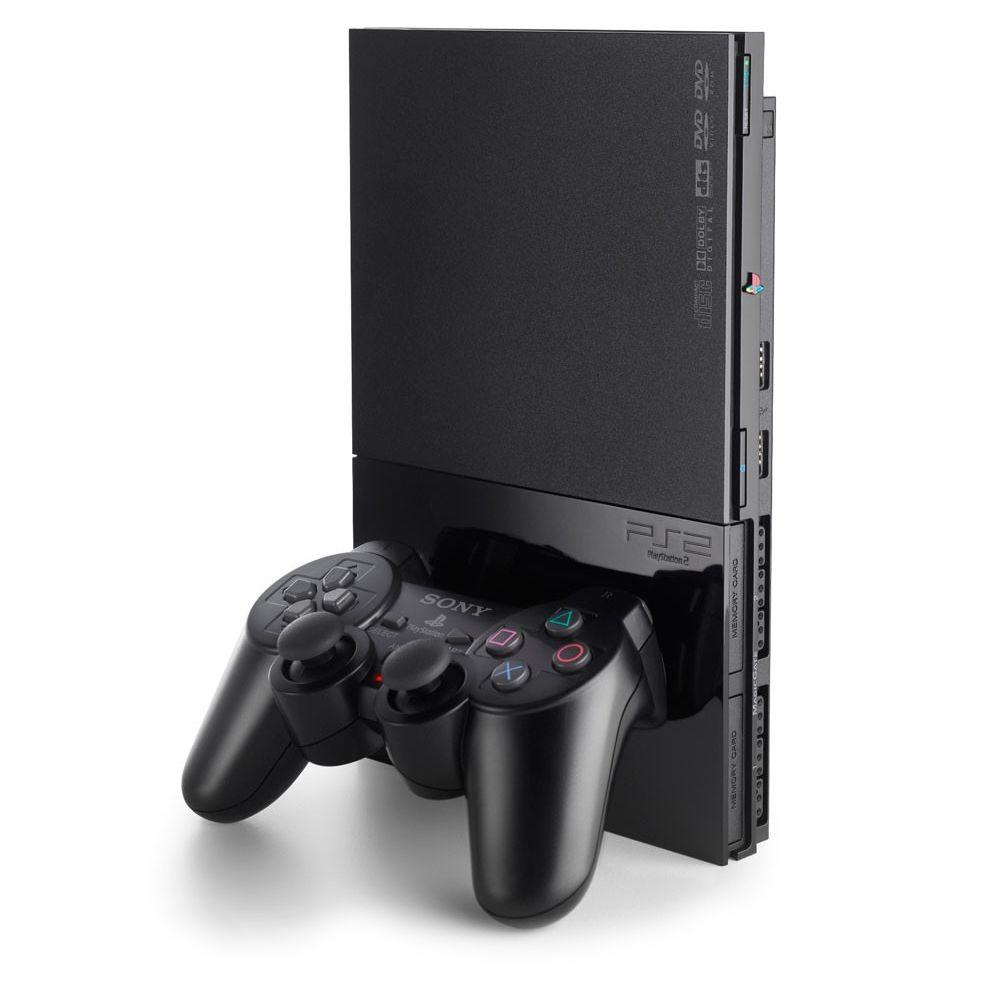 Console Playstation 2 Slim (Seminovo)