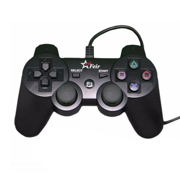 Controle para PS3 com fio Feir
