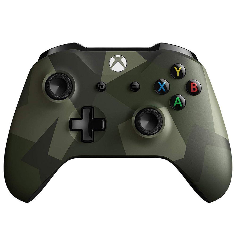 Controle Xbox One Sem Fio Edição Especial Armed Forces II