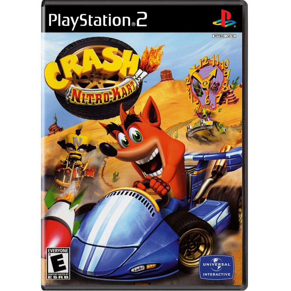 Crash Nitro Kart -PS2