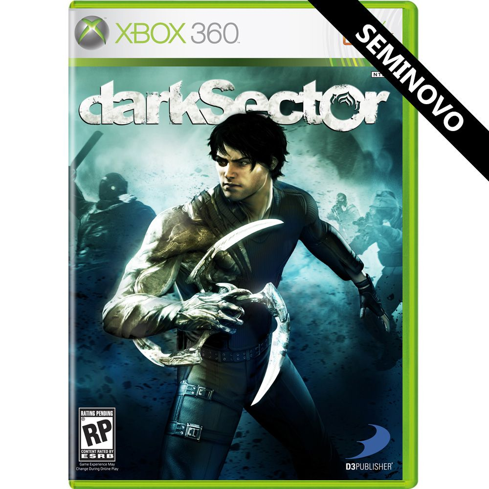 Dark Sector - Xbox 360 (Seminovo)