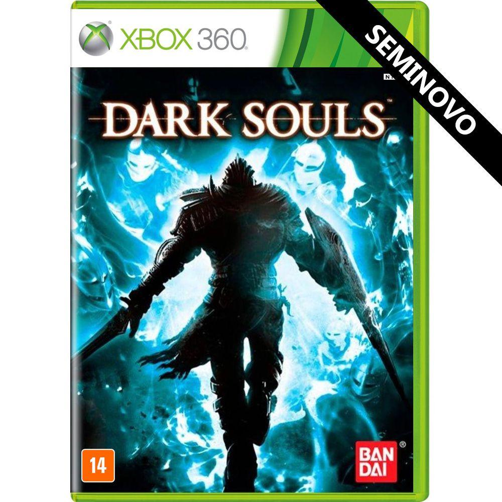 Dark Souls - Xbox 360 (Seminovo)