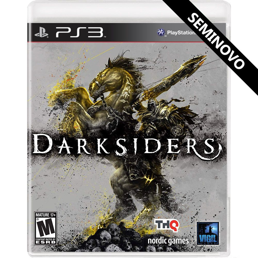 Darksiders - PS3 (Seminovo)