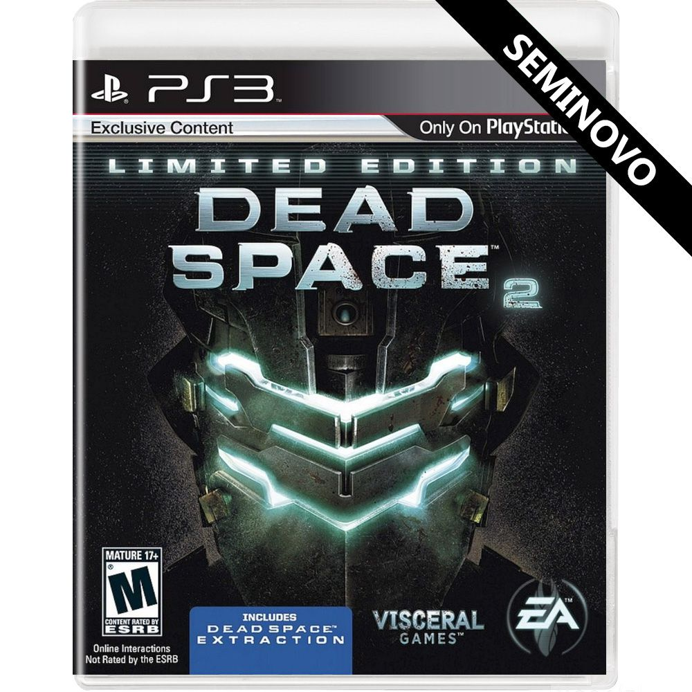 Dead Space 2 Limited Edition - PS3 (Seminovo)