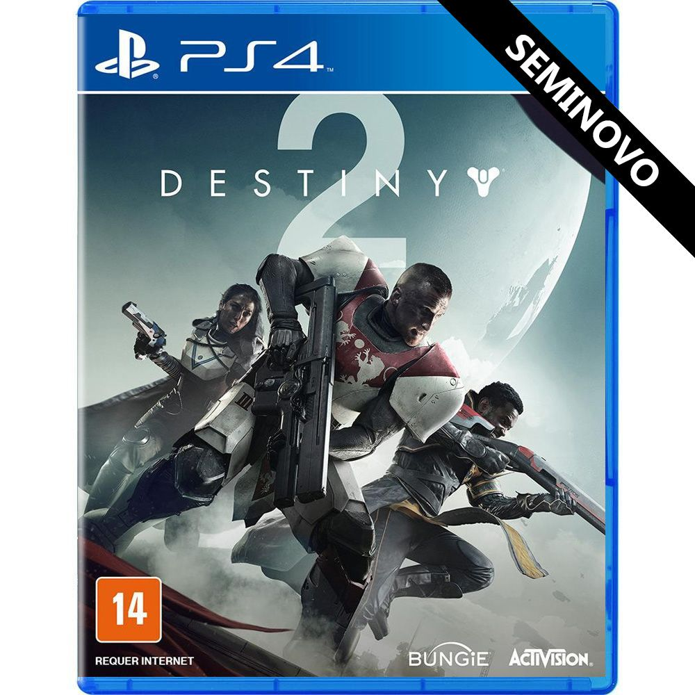 Destiny 2 - PS4 (Seminovo)