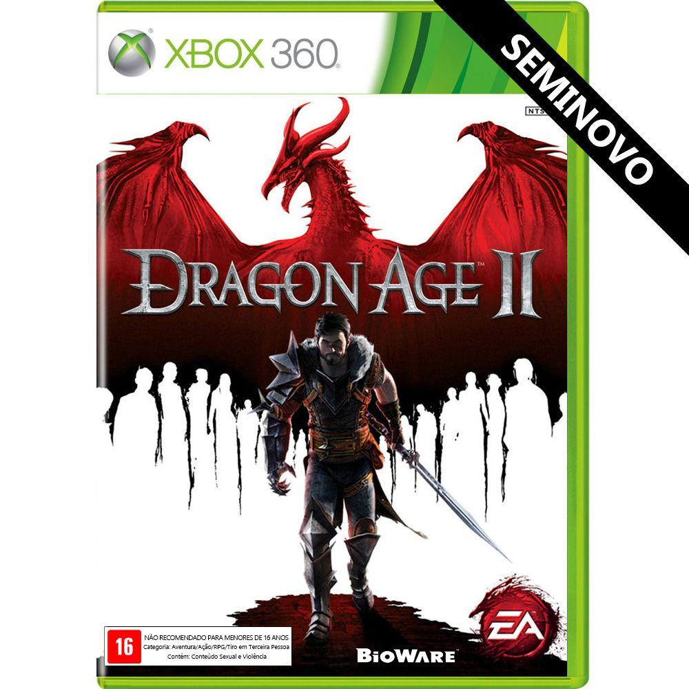 Dragon Age 2 - Xbox 360 (Seminovo)