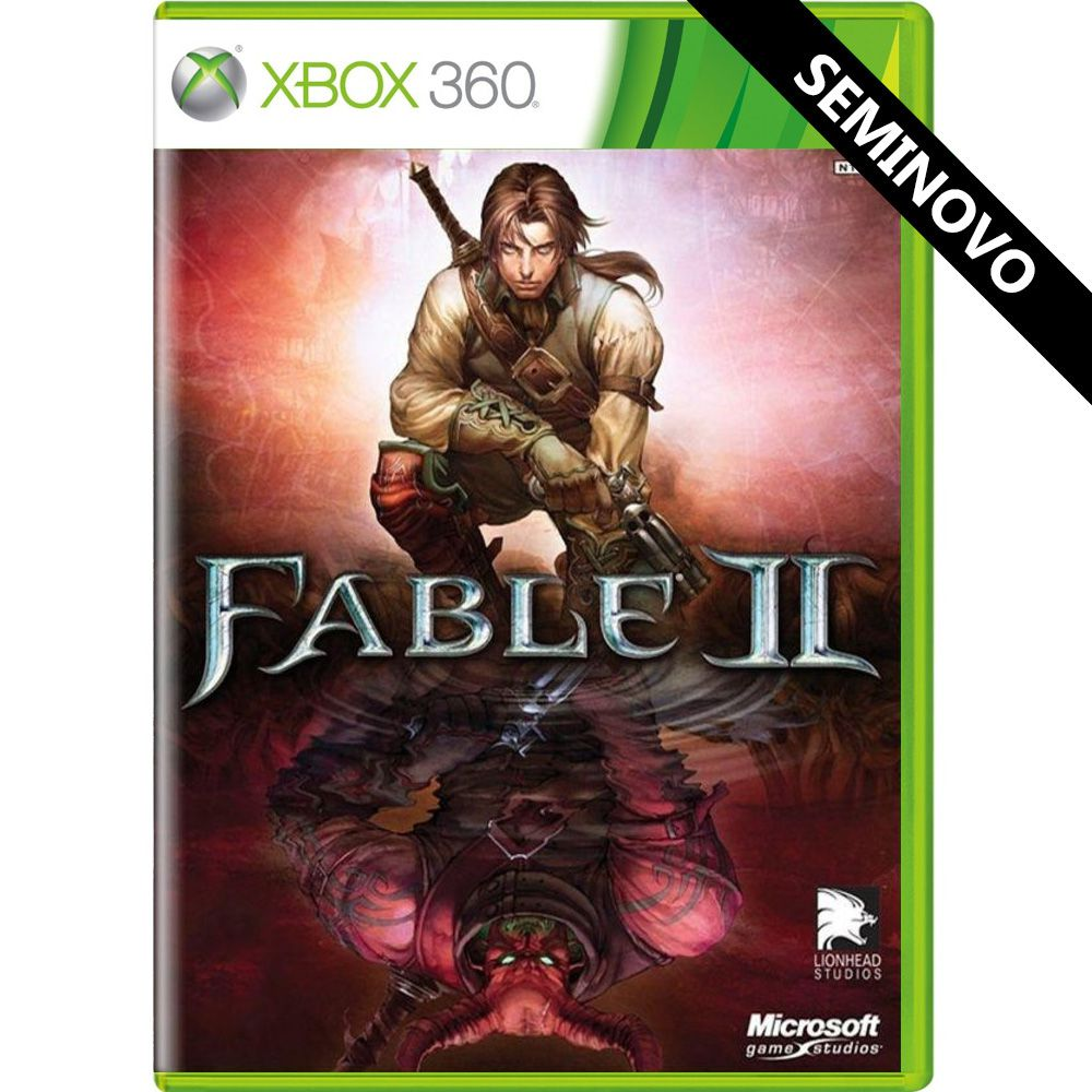 Fable 2 - Xbox 360 (Seminovo)