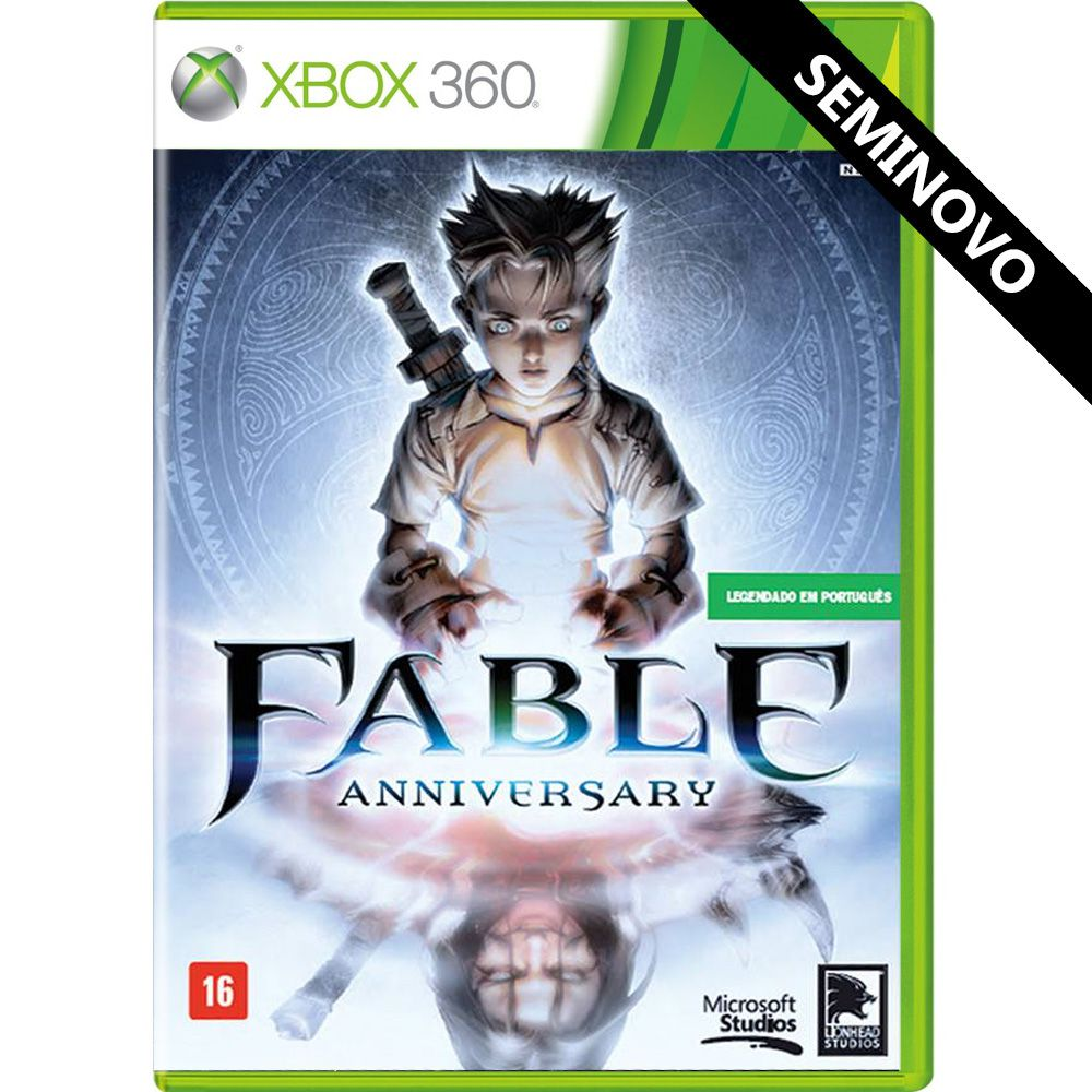 Fable Anniversary - Xbox 360 (Seminovo)