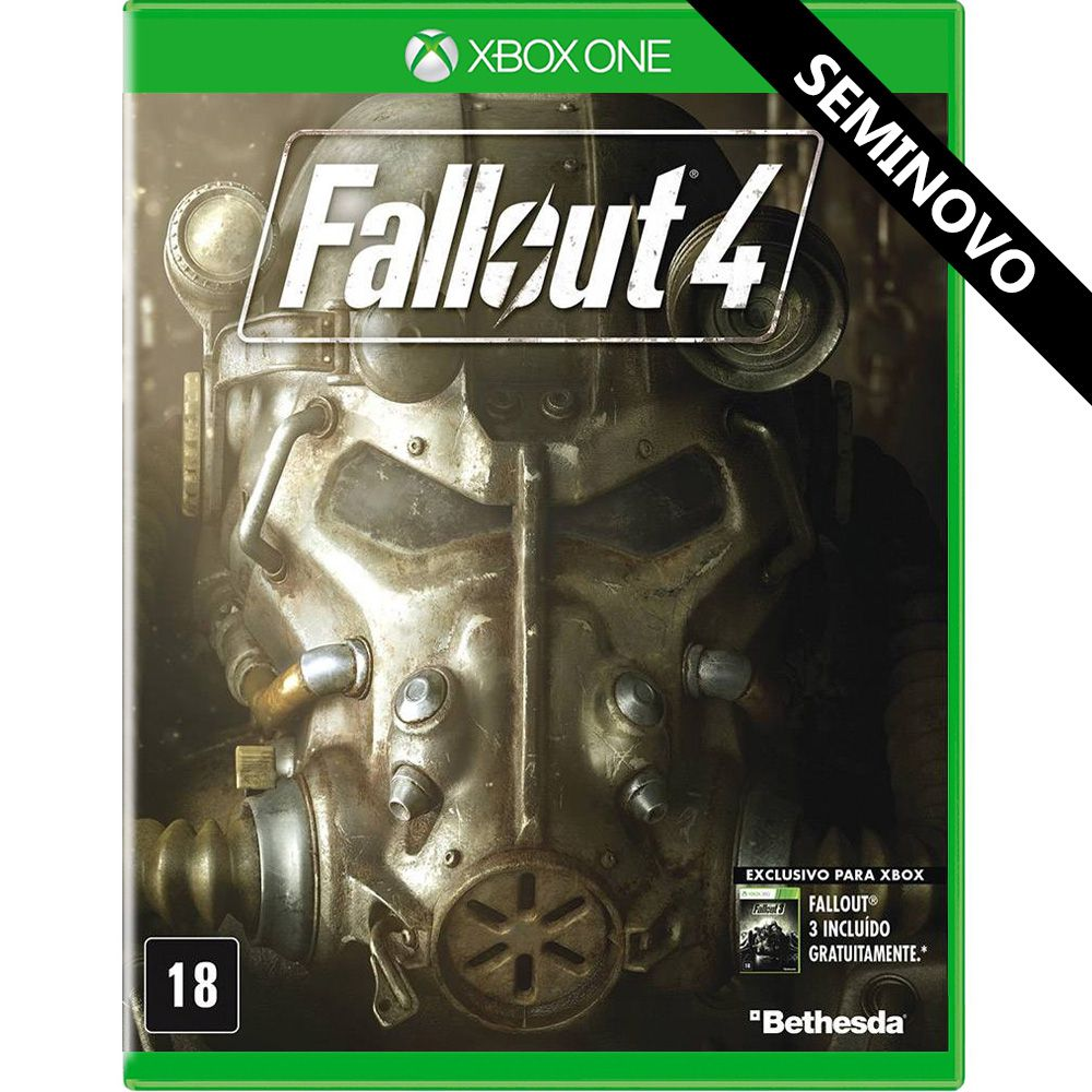 Fallout 4 - Xbox One (Seminovo)